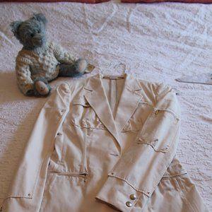 STELLA MCCARTNEY  Safari Pant Suit
